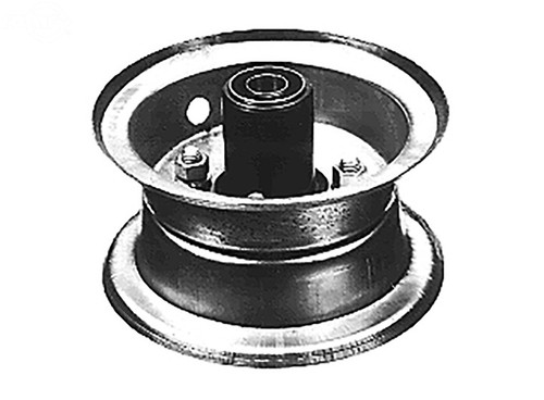 """6"""" Front Demountable Wheel Assembly"""