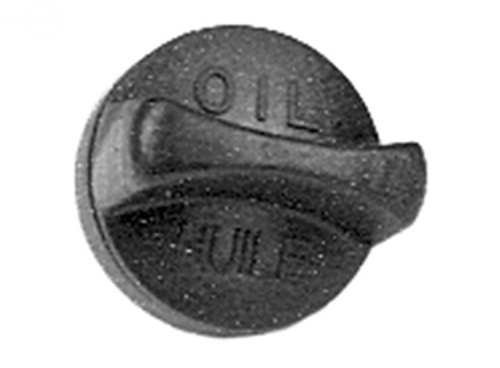 Oil Fill Cap Plug with Seal Replaces For Honda 15600-ZG4-003 Fits G100 G100K GX1