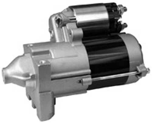 DENSO STARTER For Honda Small Engines: DD; 12-Volt; CCW; 12-Tooth;