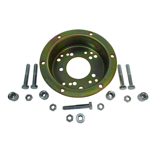 """4-1/2"""" Brake Drum With Flange Drilled for Astro Wheel"""