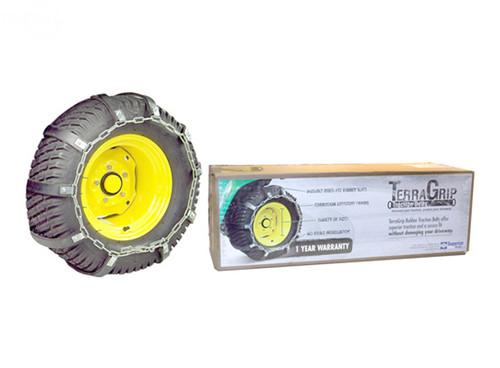 Terra-Grip Traction Belts 16 X 6.50 X 8