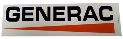 Generac 0H2159B Logo Decal 430mm