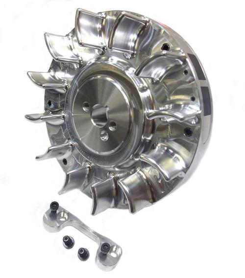 ARC Billet Flywheel, GX200/Clone PVL Non-Adj.
