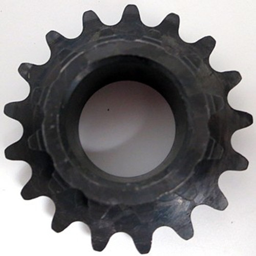 Hilliard Extreme Clutch 17 Tooth 35 Chain Sprocket - Needle Bearing Style