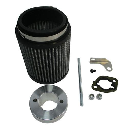 Predator 212cc / Clone 196cc Straight Air Filter Intake Kit