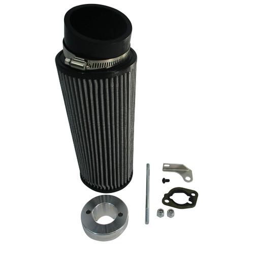 "Predator 212cc / Clone 196cc 8"" Angled Air Filter Intake Kit"