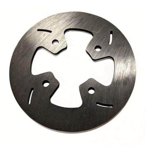 "MCP FWB Rotor 3/16"" X 6"" Steel Slot Disc"