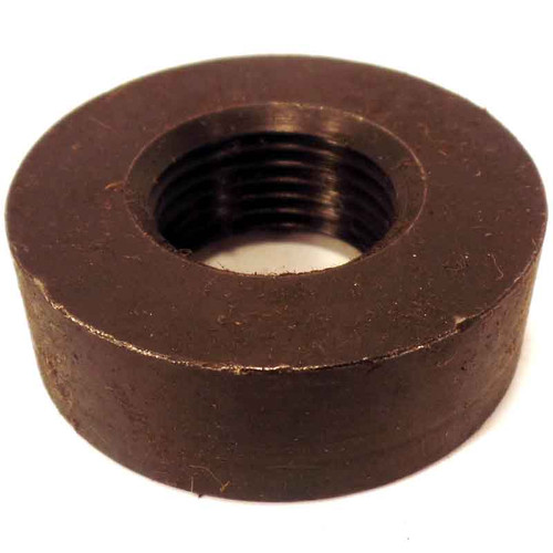 """Threaded Bushing, Steel, 1-1/2"""" Od X 3/4-16"""" Id X 1/2"""" Length"""