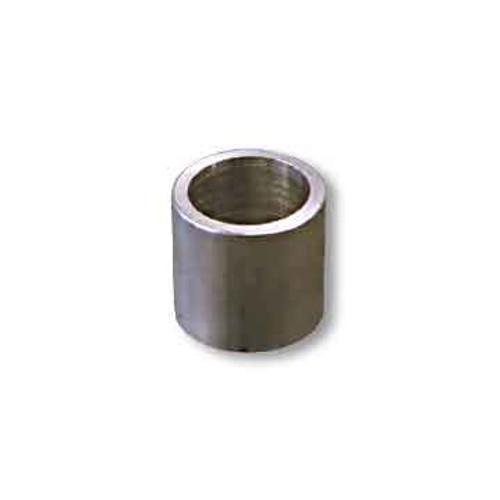 "Reducer Bushing/spacer, Aluminum 1-1/4"" Od, 1"" Id X 1-1/4"" Length"