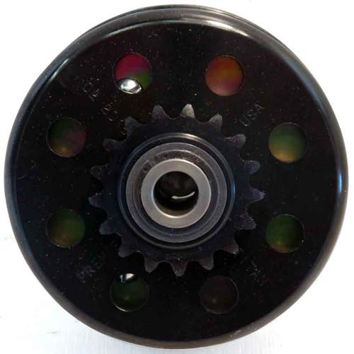 Premier Titan Mini-Cup Clutch - #35 Chain - 17 Tooth
