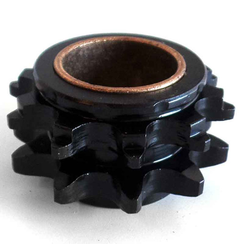 Max Torque SS Clutch Sprocket- 10 Tooth - 40 41 420 Chain