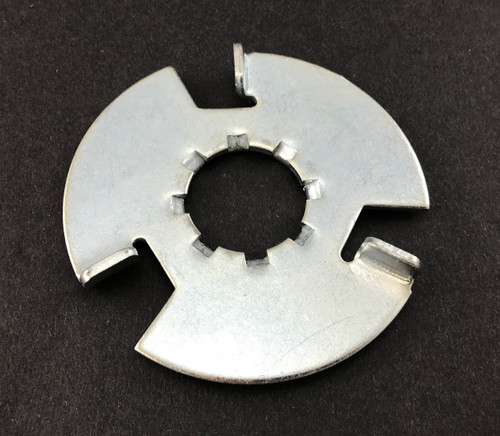 Max Torque SS Clutch Backing Plate - 3/4''