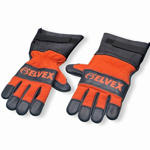 Elvex Chainsaw Protective Gloves
