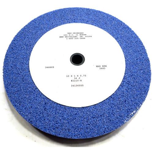 10'' Blue Ceramic Grinding Wheel