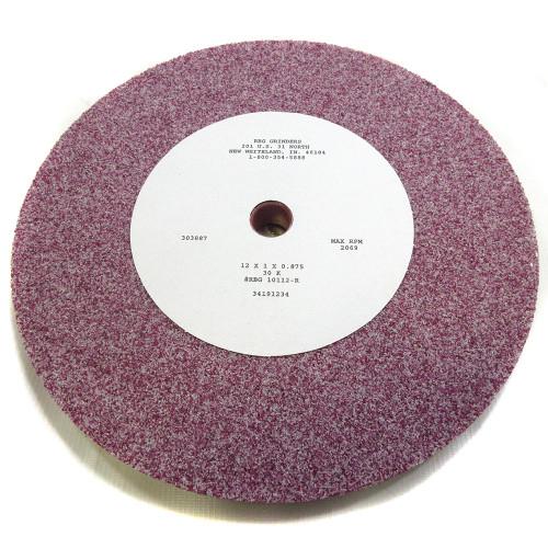 12''  Red Ruby Original Grinding Wheel 10112