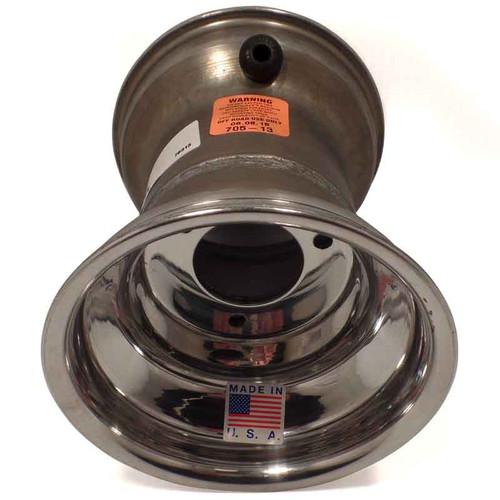 DWT 5'' AlumiLite Kart Wheels - US Pattern - 6''W