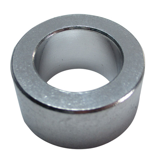 Aluminum Spindle Spacers - 5/8'' x 1/2'' Wide