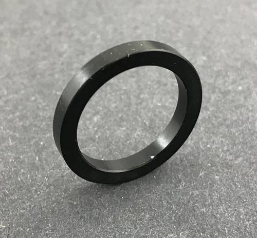 Aluminum Spindle Spacers - 3/4'' x 1/8'' Wide