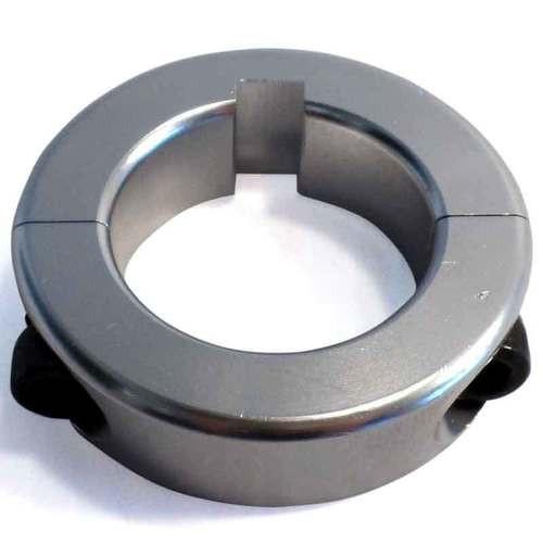 30mm Aluminum Axle Lock Collar - 8mm Keyway