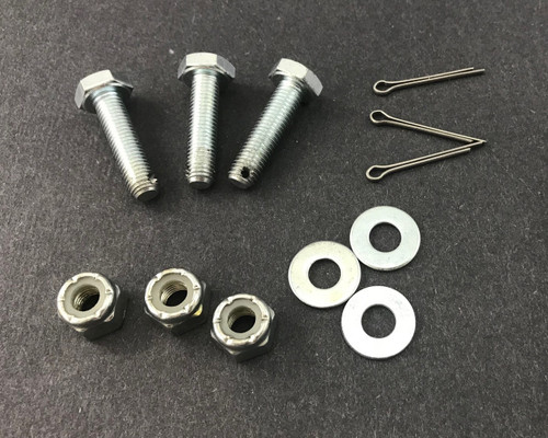 MiniLite Rotor Bolt Kit - 3 Hole