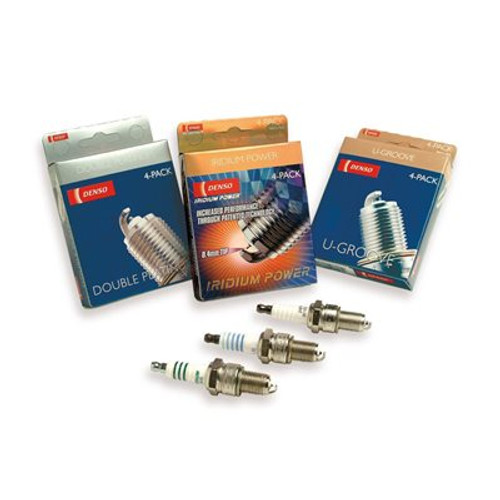 Denso Briggs World Formula Spark Plugs - 3/4'' - 24 Heat