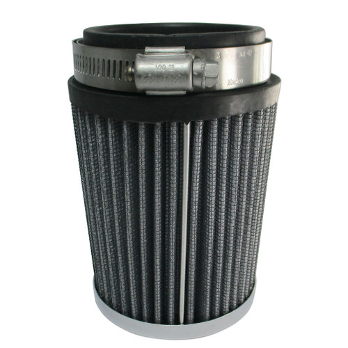 """Air Filter 3-1/2"""" x 4"""" x 2-7/16"""" Fabric Tapered Chrome"""