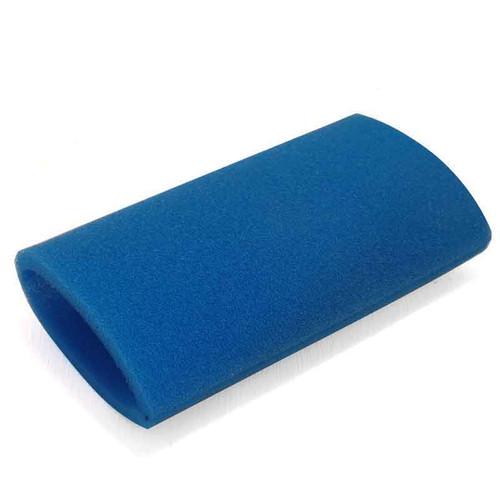 """Foam Pre-Filter Blue  3-1/2""""x8"""""""