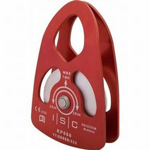"""ISC Heavy Duty 5/8"""" Rope Pulley"""