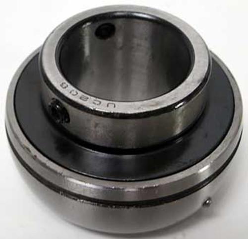 30mm Free Spinning Axle Bearing, Integral Locking Collar