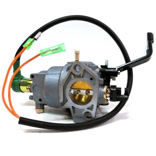 Generac 0J2451 Carburetor w/ Choke Lever