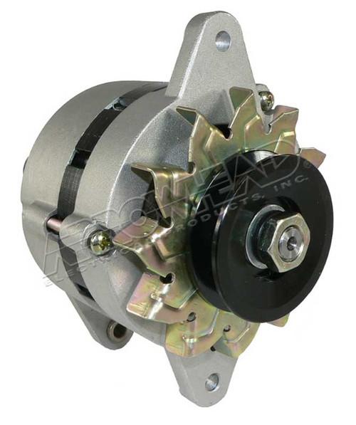 DENSO ALTERNATOR For Kubota Engines: ER/EF; 12-Volt; 25 Amp;