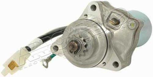 Starter for China Built Powersports PMDD, 12-Volt, CCW, 12-Tooth