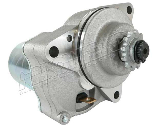 Starter for China Built Powersports PMDD, 12-Volt, CCW, 12-Toot
