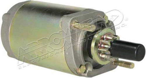 Starter for Arctic Cat Snowmobile 12-Volt, CW, 9-Tooth