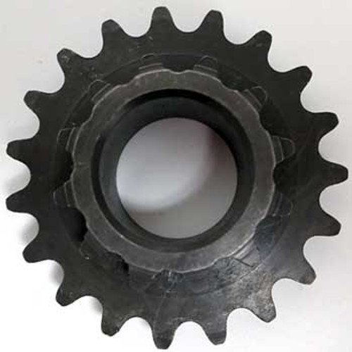 Hilliard Extreme Clutch 19 Tooth 35 Chain Sprocket - Bushing Style Only