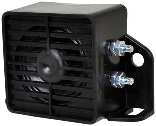 1028 Preco Self-Adjusting Back-Up Alarm, 12-48V