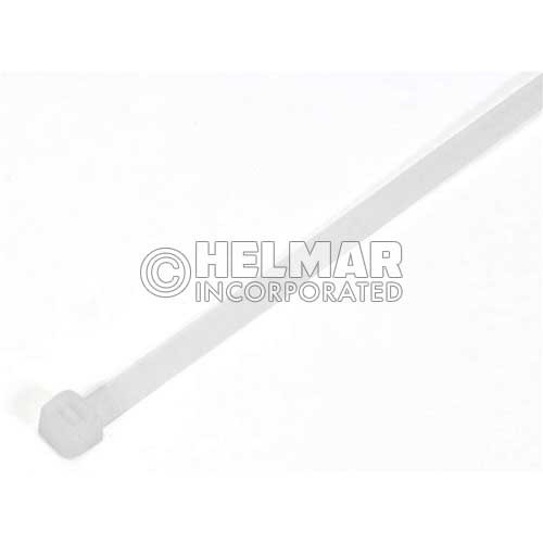 """05718 Cable Tie 11"""" Length, White"""