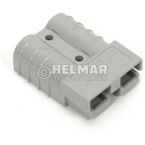 E6380G1 Original Anderson Power SBE Connectors, Housing with Springs, 160 AMP Gray