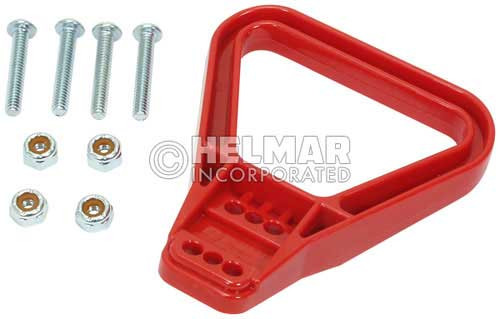 """995G4 Original Anderson SBE/SBX """"A"""" Frame Handle, 350 Amp, Red"""