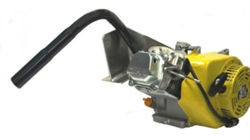 Predator 212cc J-Pipe Header