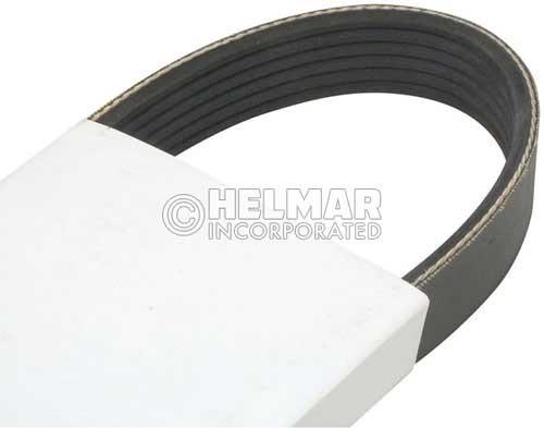 2070039 Hyster Fan Belt, GM 2.4L Serpentine Engines