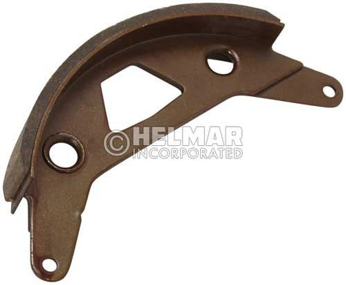 101451 Crown Brake Shoe Type 1BS-27, 1 Shoe