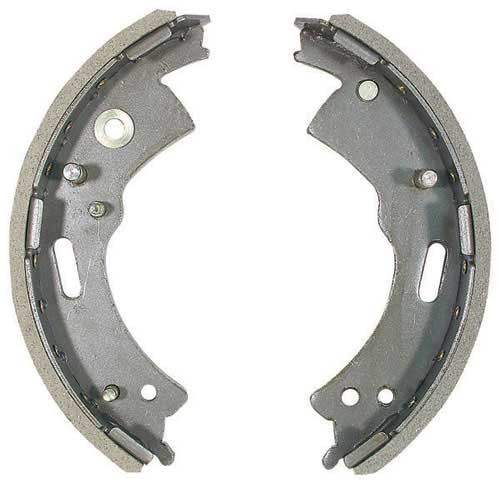 1539596 Hyster Brake Shoes Set Type 2BS-05, 2 Shoes