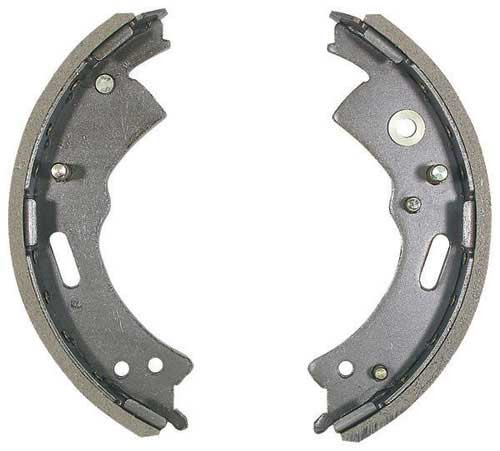 8761125 Hyster Brake Shoes Set Type 2BS-04, 2 Shoes