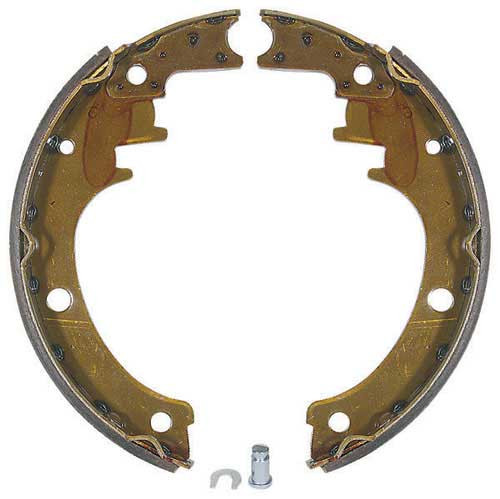 9291513-00 Brake Shoe Set Type 2BS-07, 2 Shoes