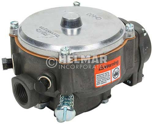 "CA100M-2 Propane Mixer Carburetor Air Horn 2 7/8"", Intake Hole 1 7/8"""