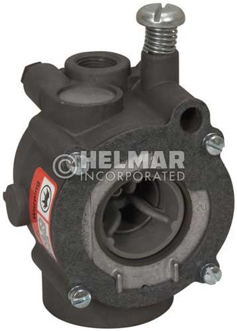 "CA55M-5 IMPCO Propane Mixer Carburetor Air Horn 2 1/6"", Intake Hole 1 1/8"""