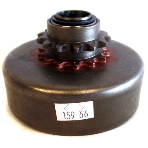 Noram GE Series Clutch - 14 Tooth - Heavy Shoes