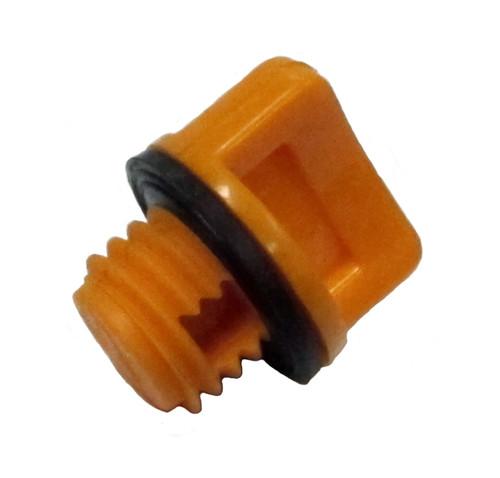 Oil Filler Plug (Yellow or Black)
