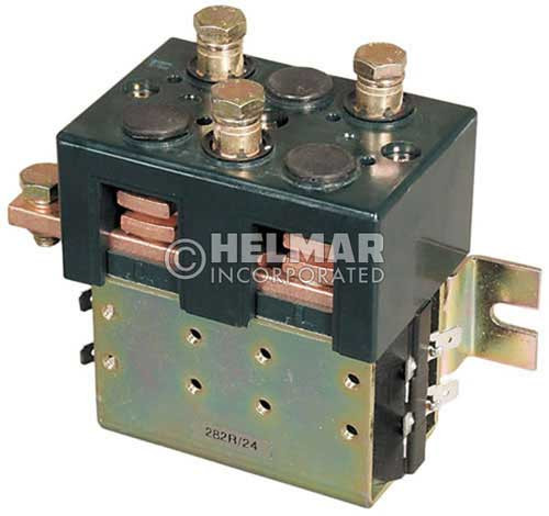 CTR-24-221 24 Volt 180 Amp Contactor, Double Pole - Double Throw - Intermittent Coil